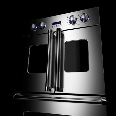 New Viking Professional French Door Oven Makes Performance