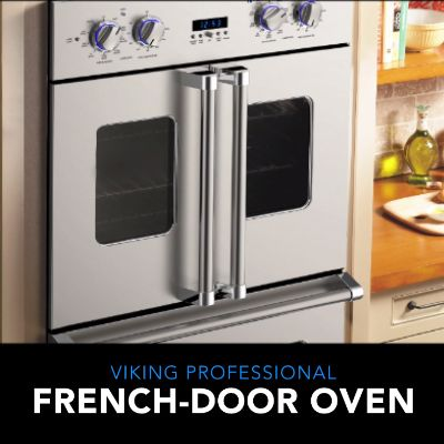 viking french door ovens