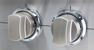 Stainless Steel Knob Set For Grills Viking Range Llc