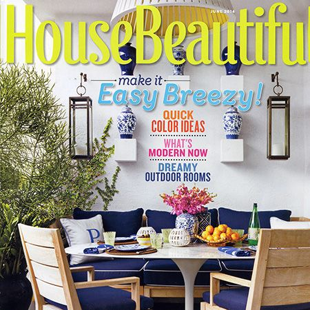 Viking Featured In House Beautiful Magazine Kitchen Of The