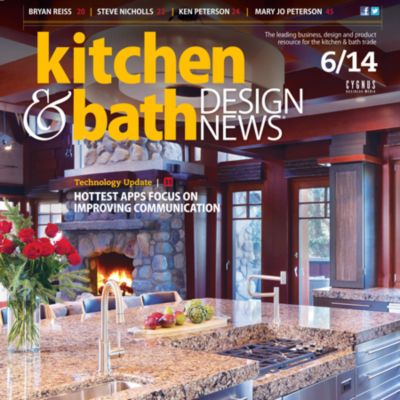 Viking Range And Hood Featured In Kitchen And Bath Design News