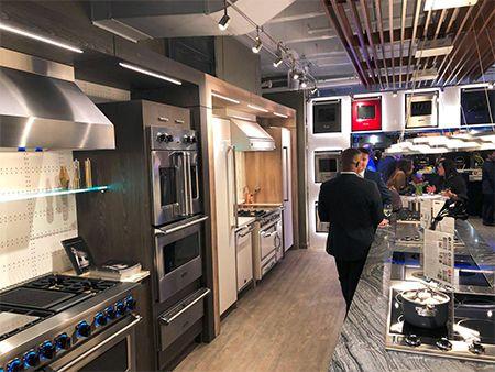 Middleby Residential Showroom Opening Viking Range Llc