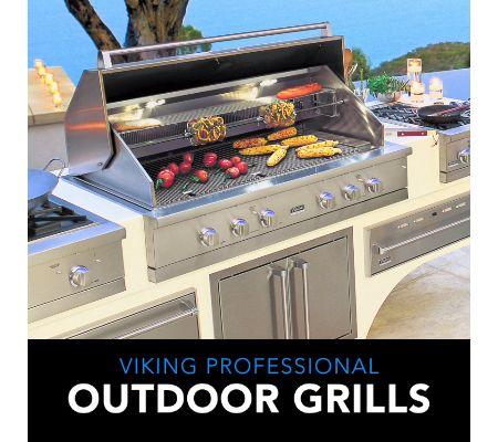 Viking Professional Outdoor Grills Viking Range Llc