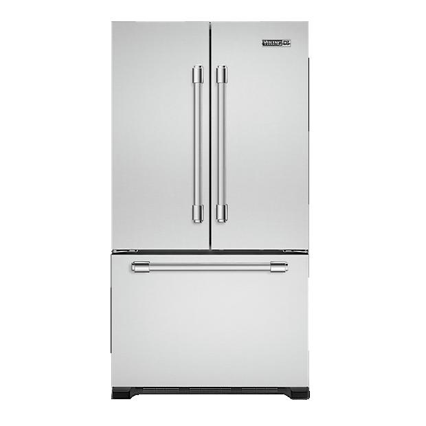 36 Quot French Door Bottom Freezer Refrigerator Rddff In
