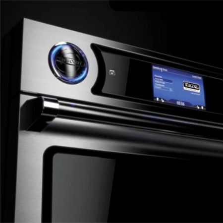 Viking professional turbochef wall oven first impressions for High end wall ovens