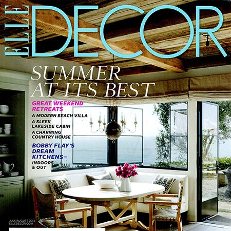 Viking Range Featured In Elle Decor Magazine August 2013 Viking