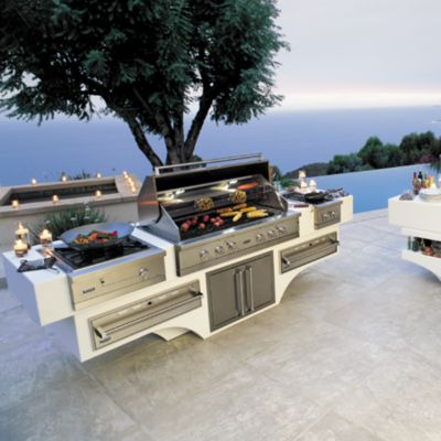 Viking Range : outdoors kitchen - amorenlinea.org