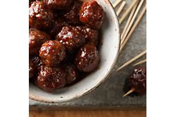Sweet-Hot Cocktail Meatballs