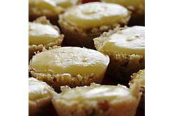 Lemon-Pecan Tassies