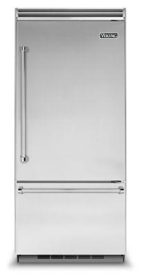36 quiet cool bottom freezer refrigerator vcbb5363e viking rh vikingrange com