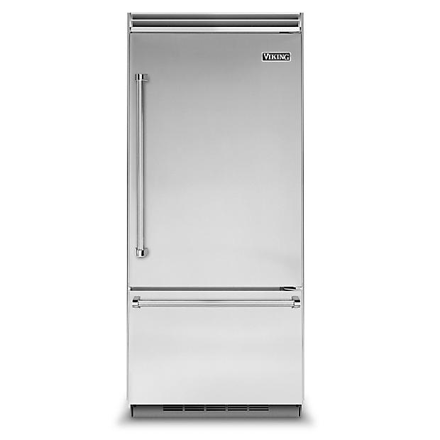 36 quiet cool bottom freezer refrigerator vcbb5363e viking 36 inch quiet cool bottom freezer refrigerator vcbb5363e asfbconference2016 Gallery