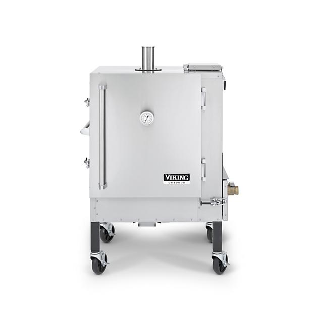 Portable Inch Charcoal Smoker Viking Range LLC - Viking smoker