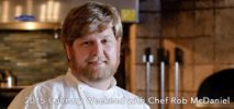 Culinary Weekend with Chef Rob McDaniel in Greenwood, Mississippi