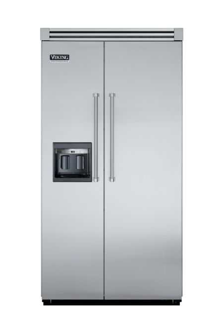 Professional 42 Inch Side By Side Refrigerator With