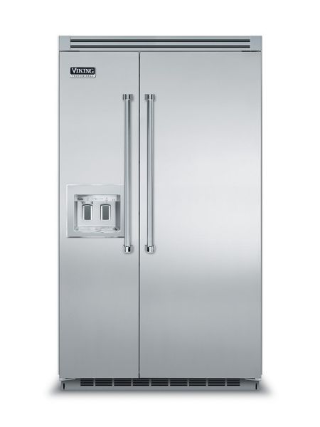 48 Quot Refrigerator Side By Side Refrigerator Freezer With