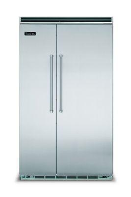48 w quiet cool side by side refrigerator freezer vcsb5483 rh vikingrange com Viking Professional Series Refrigerator Viking Refrigerator Parts Diagram