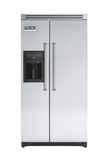Professional 36 Inch Side By Side Refrigerator With Water