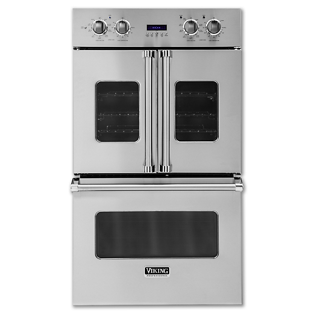 30 Quot W Electric Double French Door Oven Vdof730 Viking