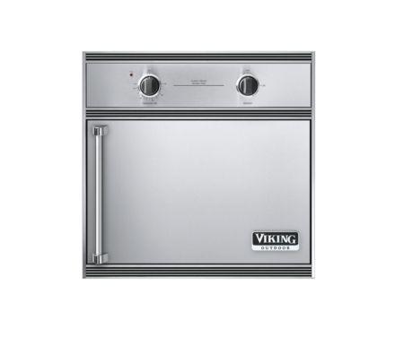 Stainless Steel Outdoor Electric Smoker Viking Range LLC - Viking smoker