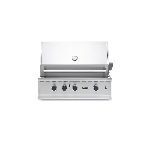 36 300 Series Grill Vgbq In Stainless Steel Viking