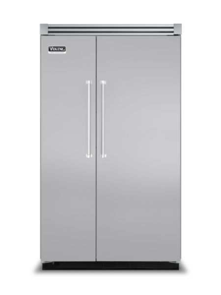 Professional 48 Inch Integrated Side By Side Refrigerator