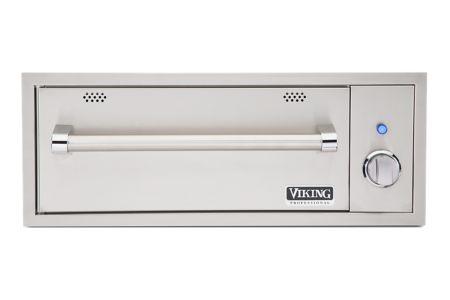 30 Quot W Built In Electric Warming Drawer Vqewd Viking