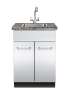30 Quot D Sink Base Cabinet Vsbo2402 Viking Range Llc