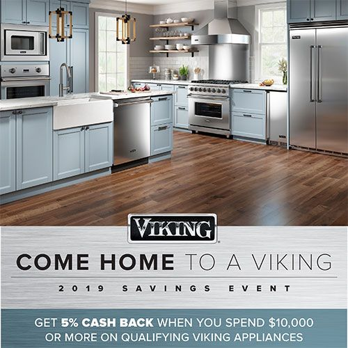 Viking Promotions at Monark Premium Appliance Costa Mesa CA