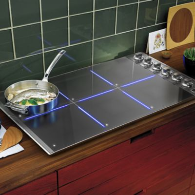 Attractive Induction Cooktops Can Boil Water In A Flash, Keep Cooking Surfaces Cooler  And Safer, And Expend Less Energy While Doing So. While Still A Rare  Feature In ...