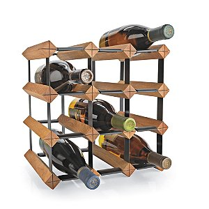 12 Bottle BOXX Wine Rack System by BOXX