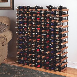 120 Bottle BOXX Wine Rack System by BOXX