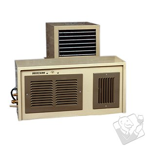 Breezaire WKS-2200 Wine Cellar Split Cooling System (Max Room Size = 265 cu ft)