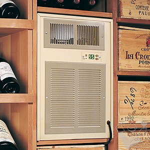 Breezaire WKL-4000 Wine Cellar Cooling Unit (Max Room Size = 1000 cu ft)
