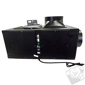 Wine Guardian 5300 BTU Wine Cellar Cooling Unit (Black Finish) (1500 Max Cu. Ft. - 1/2 ton Output)