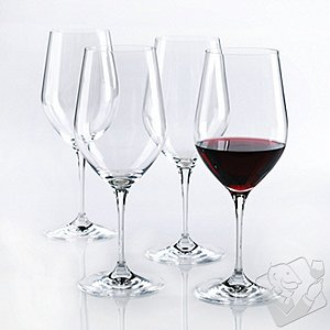 Fusion Classic Cabernet Wine Glasses