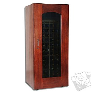 Le Cache Contemporary 1400 Wine Cellar - Single Door