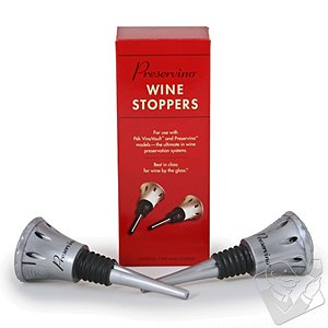 Preservino Wine Preservation Bottle Stoppers