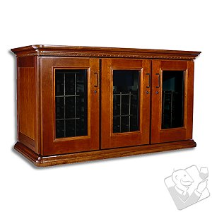 Le Cache European Country Wine Credenza