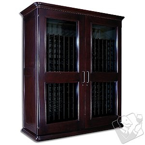 Le Cache European Country 5200 Wine Cellar (Chocolate)