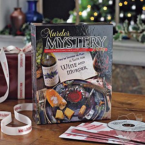 A Taste for Wine and Murder: Dinner Party Game