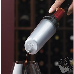 Ravi Instant Wine Chiller - Wine Enthusiast