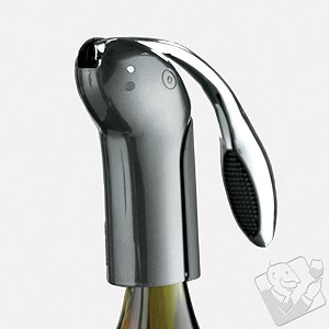 Vertical Rabbit Corkscrew (Gun Metal Grey)