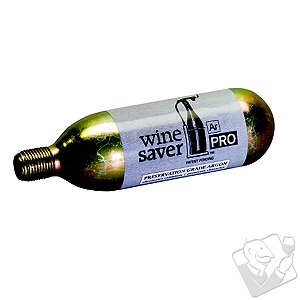 Wine Saver Argon Cartridges