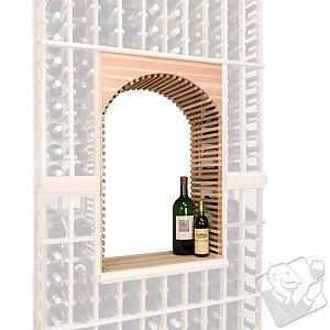 Vintner Series Wine Rack - Archway & Table Top Insert