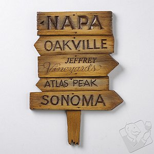 Personalized Street Sign (Napa)