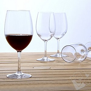 Indoor/Outdoor Cabernet/Merlot Wine Glasses (Set of 4)