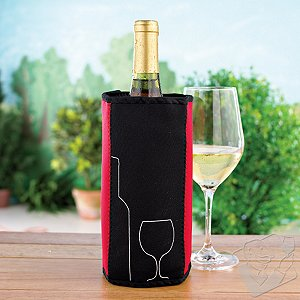Ice Jacket Instant Wine Chiller