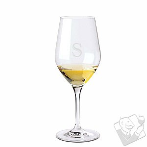 Personalized Fusion Classic Chardonnay Wine Glasses (Set of 4)