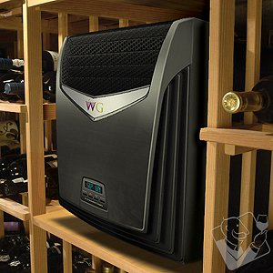 Wine Guardian 2160 BTU Through-the-Wall Wine Cellar Cooling Unit (Max Room Size = 1500 cu ft)