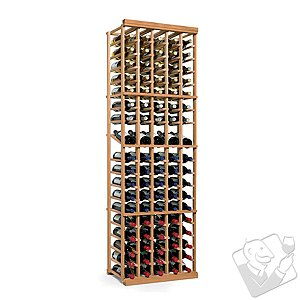 N'FINITY Wine Rack Kit - 5 Column with Display